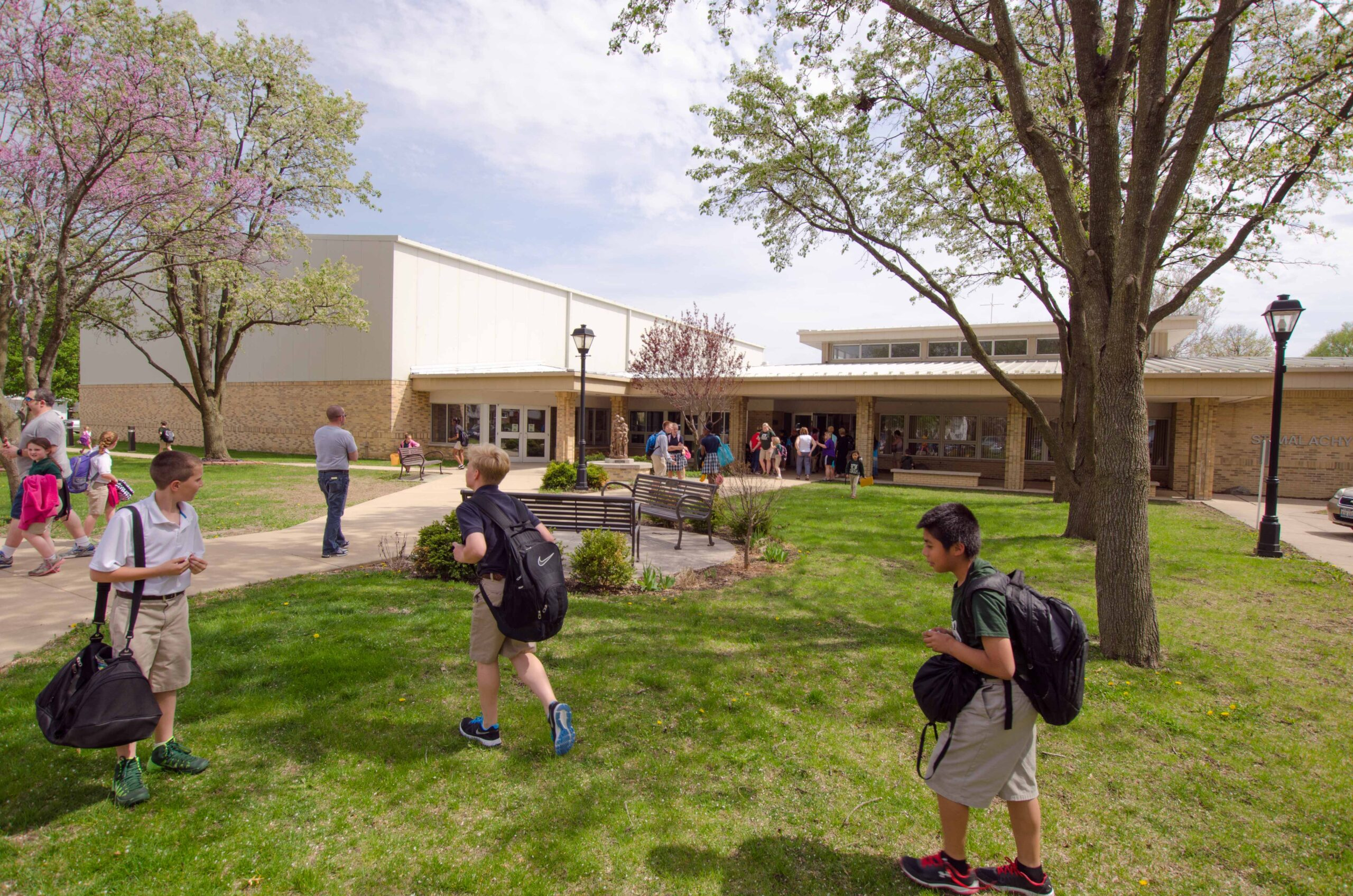 Henry J. Smith Charitable Trust for St. Malachy School